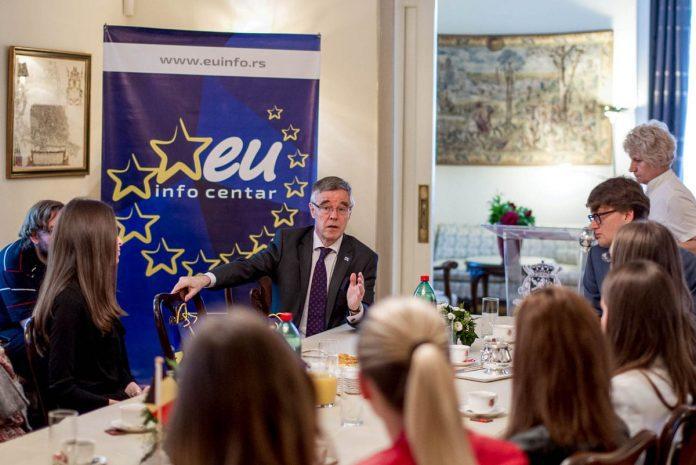 Open Door Days At The Embassy Of Belgium 2017 Leo D'Aes