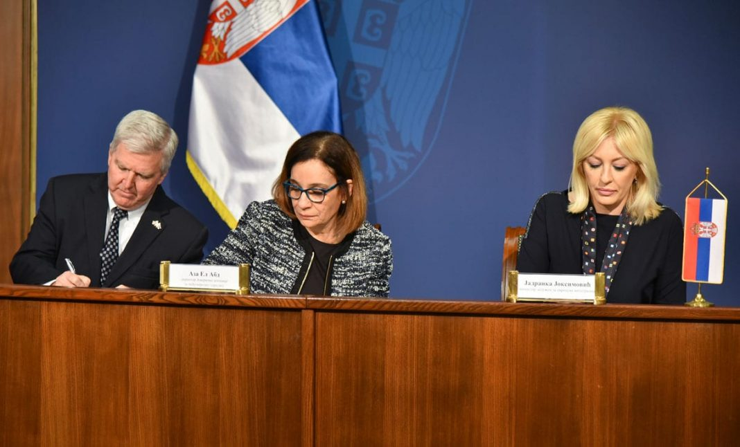 Serbia And The U.S. Strengthening Long-Term Cooperation 2017
