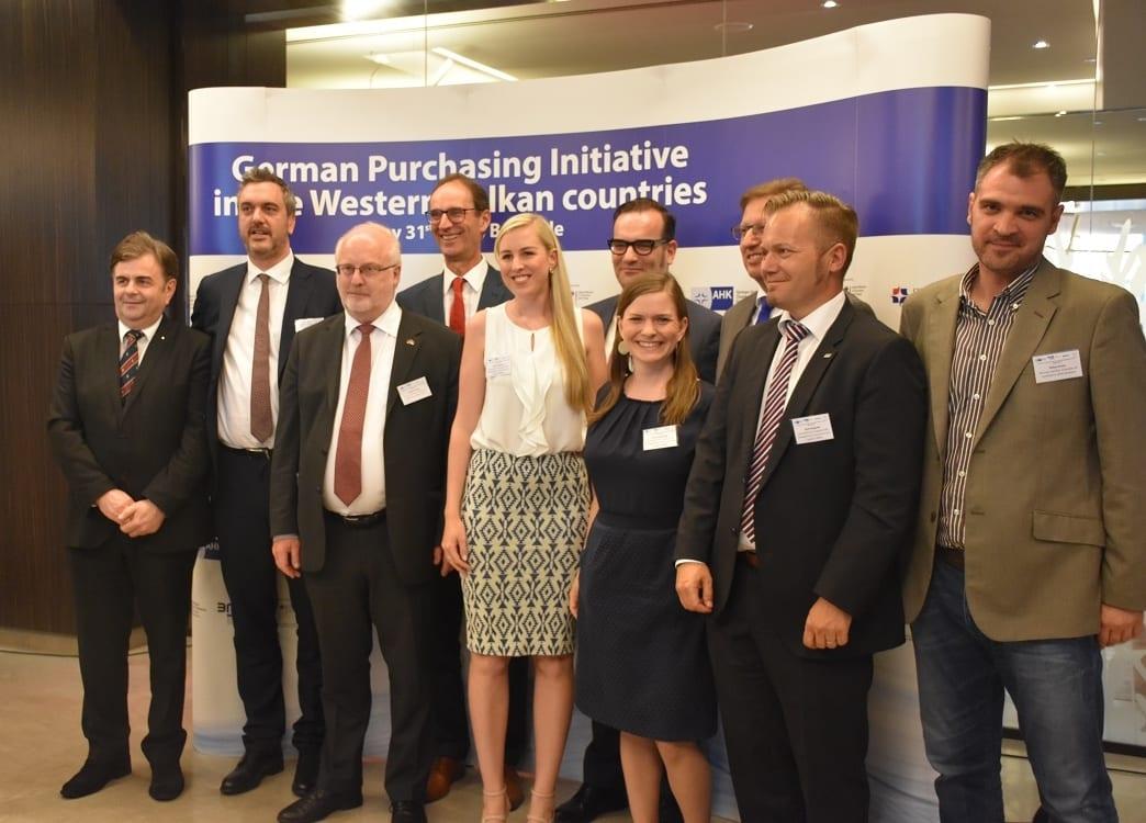 Germans Seek Regional Suppliers