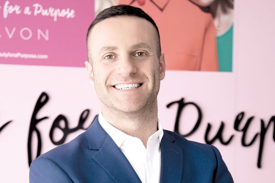 CorD: Filip Popović, Director Customer Service, Central Europe , Avon Cosmetic MontenegroDo What You LoveAnd Love What You Do! - CorD Magazine