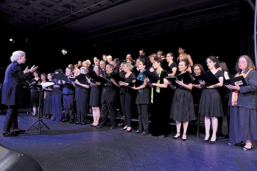 International Belgrade Singers