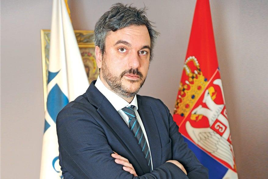 Marko Čadež predsednik Privredne komore Srbije