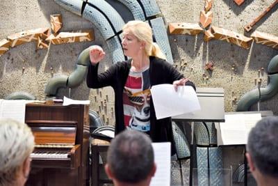 KATARINA MILOŠEVIĆ, Conductor