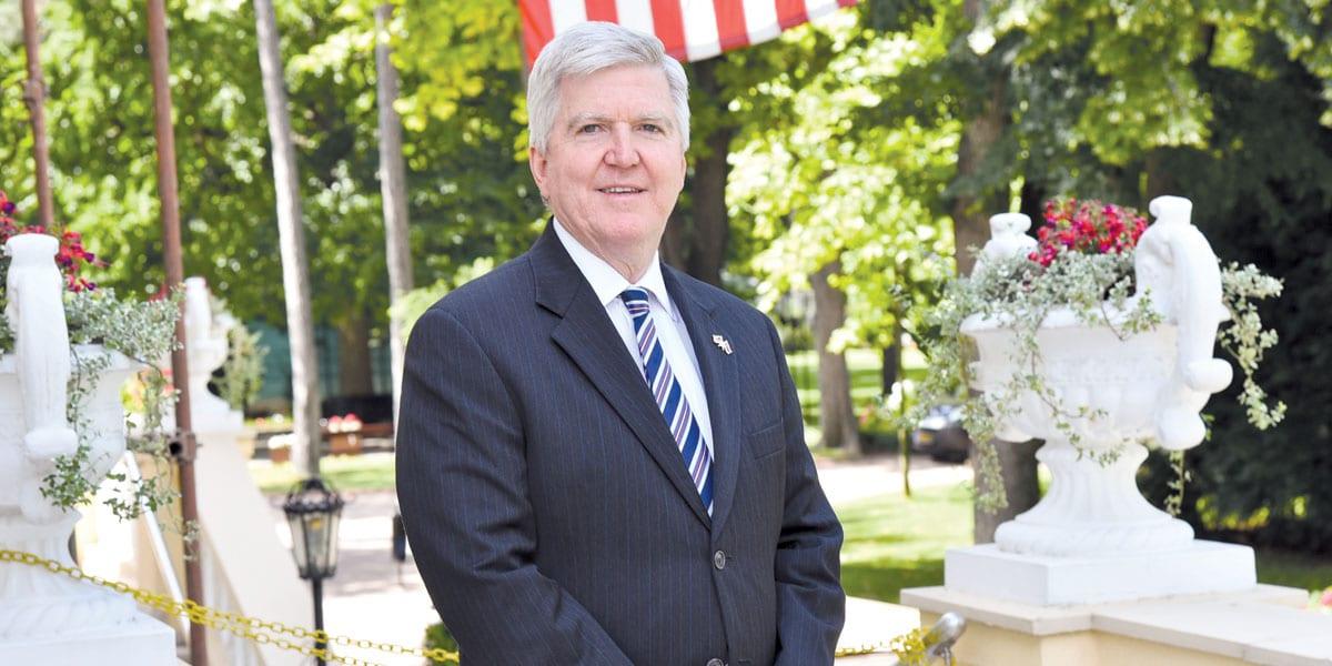 Kyle Scott, US Ambassador to Serbia