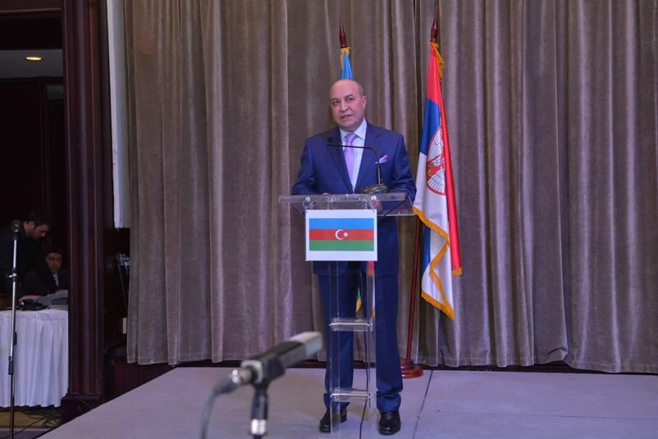Azerbaijani National Day Eldar Hasanov