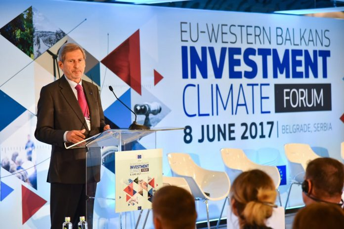 EU-Western Balkans Investment Climate Forum 2017