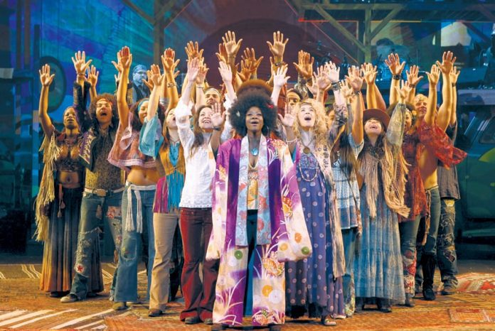 HAIR - 50th Anniversary Let The Sunshine In 2017