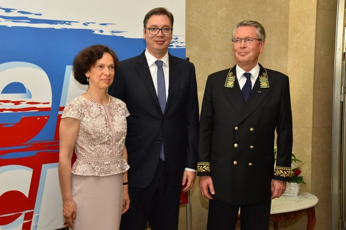 Russian National Day Celebrated 2017