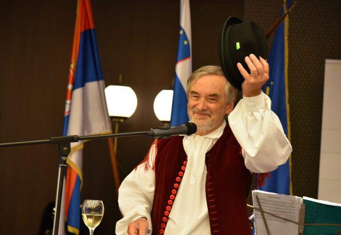 Slovenian Statehood Day 2017 Vladimir Gasparič