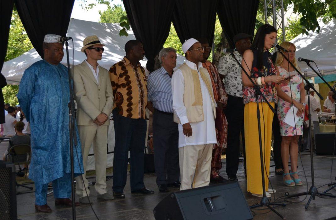 20th Afro Festival Belgrade 2017