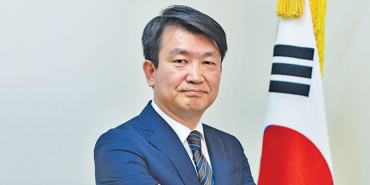 Ambasador Koreje