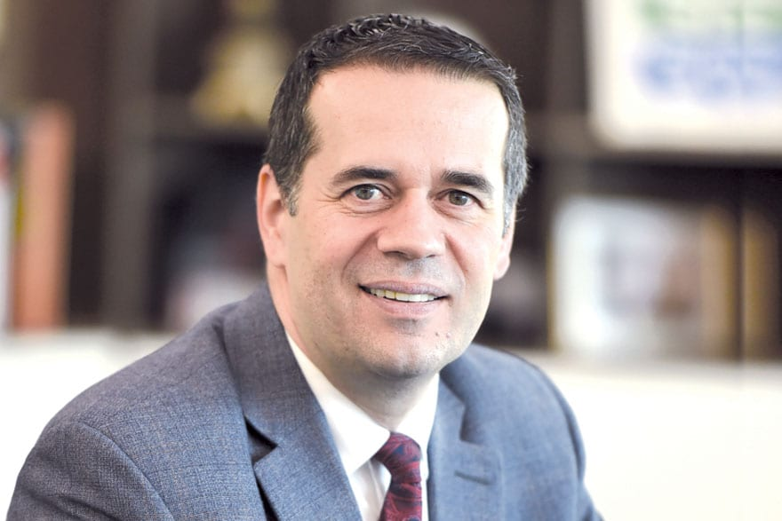 Dragan Filipović, President Of The Executive Board And CEO Of Generali Insurance Serbia