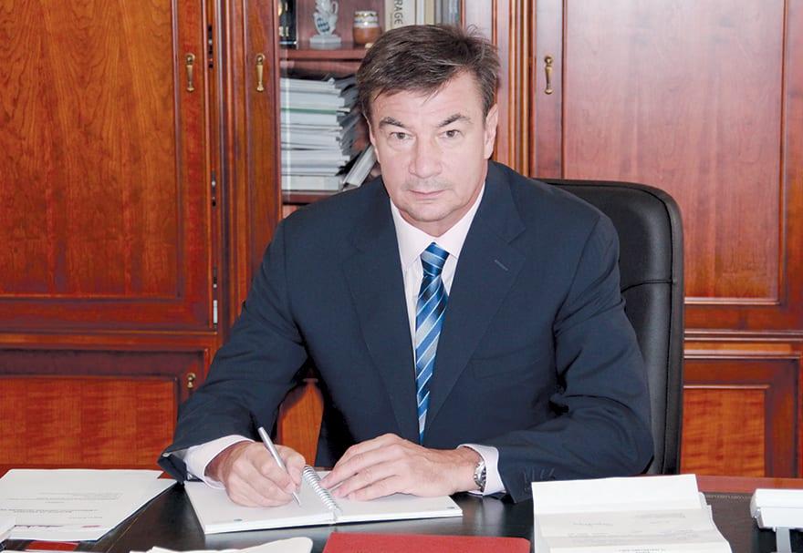 Goran Knežević, Serbian Economy Minister