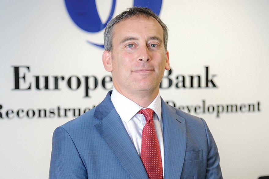 Daniel Berg, EBRD Director For Serbia
