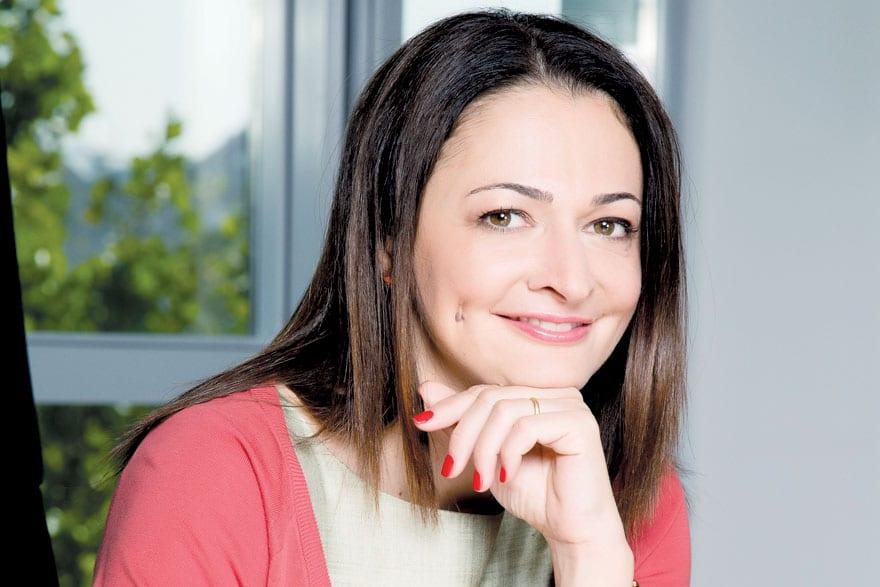 Marijana Vasilescu, CEO Of Sberbank Serbia