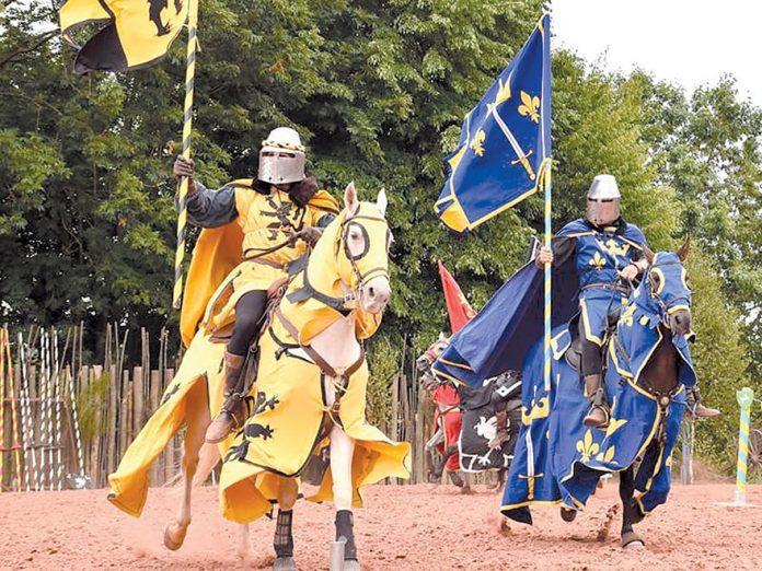 Médiévales Européennes Festival, France