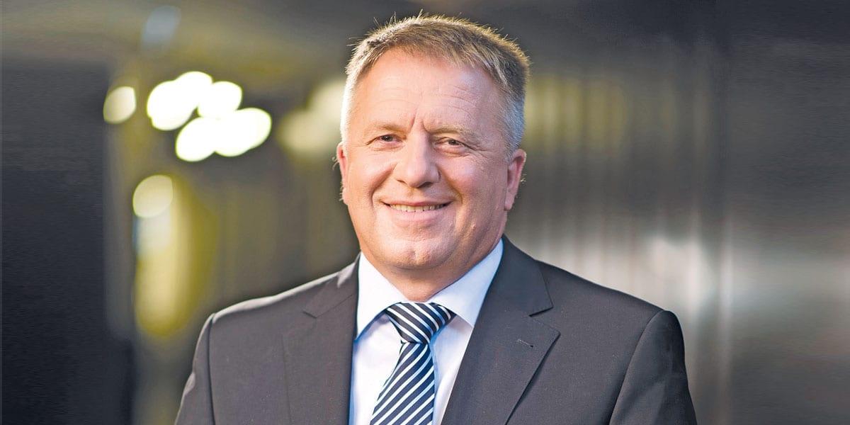 Zdravko Počivalšek, ministar privrednog razvoja i tehnologije republike Slovenije