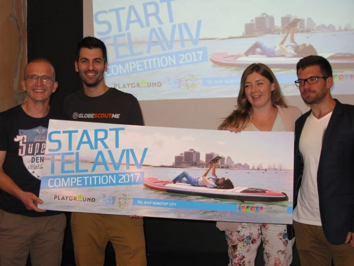 Globe Scout Me Wins Start Tel Aviv