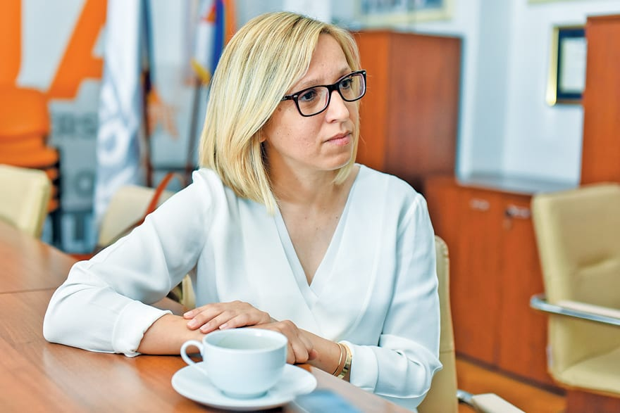 Nataša Sekulić, President Of The E-Government Alliance Within NALED And IBM Country Leader For Serbia, Montenegro, Macedonia & Albania