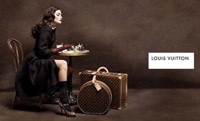 Fashion show Louis Vuitton