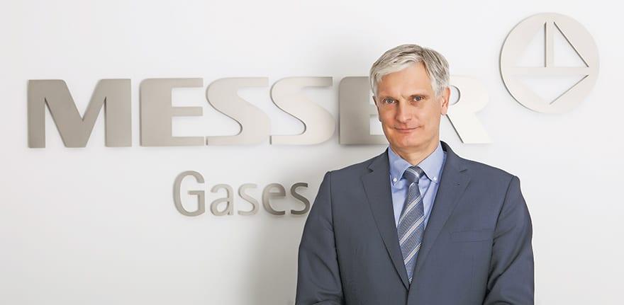 Ernst Bode, Executive Director, Messer Tehnogas AD