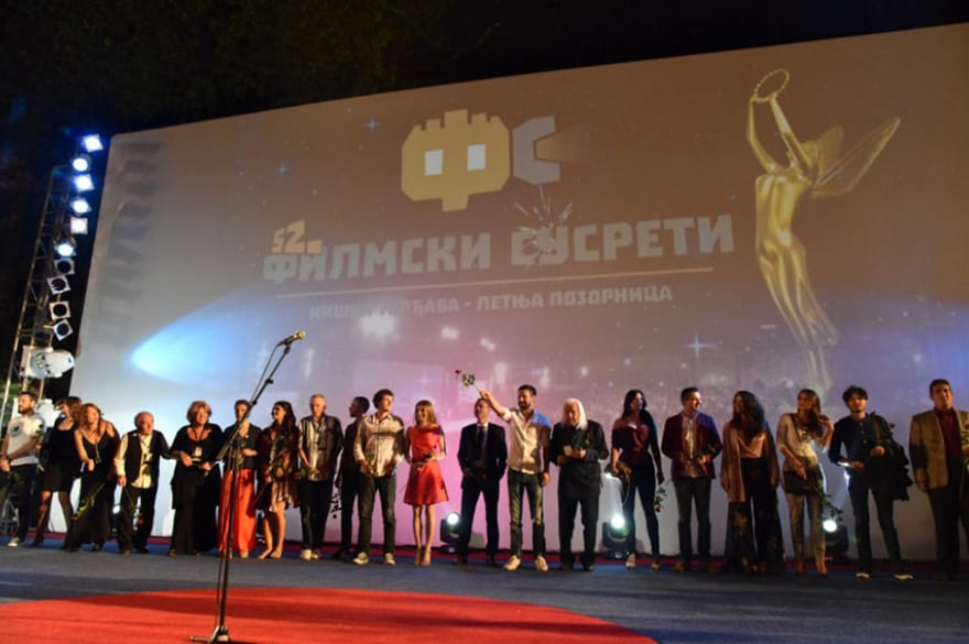 Film Encounters Held In Niš