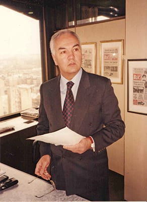 Founder of Blic daily paper