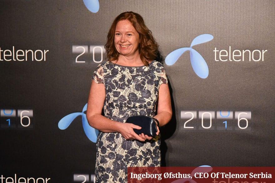 Ingeborg Øfsthus Telenor