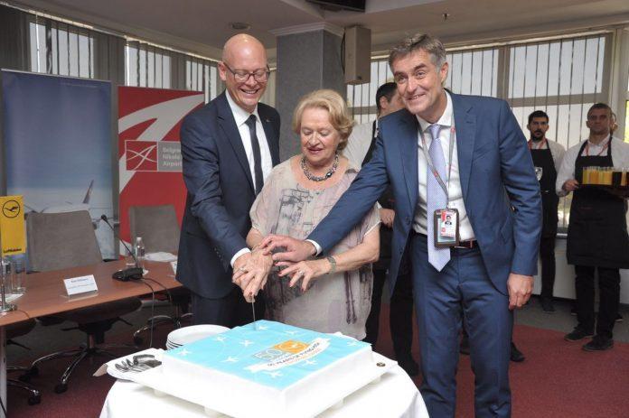 Lufthansa Marks 50th Anniversary Of Flights In Serbia