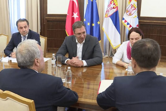 Serbia-Turkey Agriculture Forum Opens