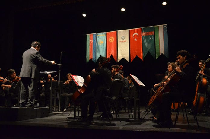 Turksoy Orchestra Concert