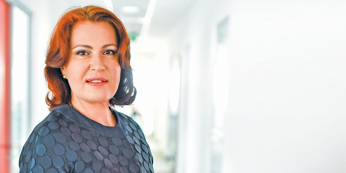 Yana Mikhailova President FIC And Regional Director Nestlé Adriatic