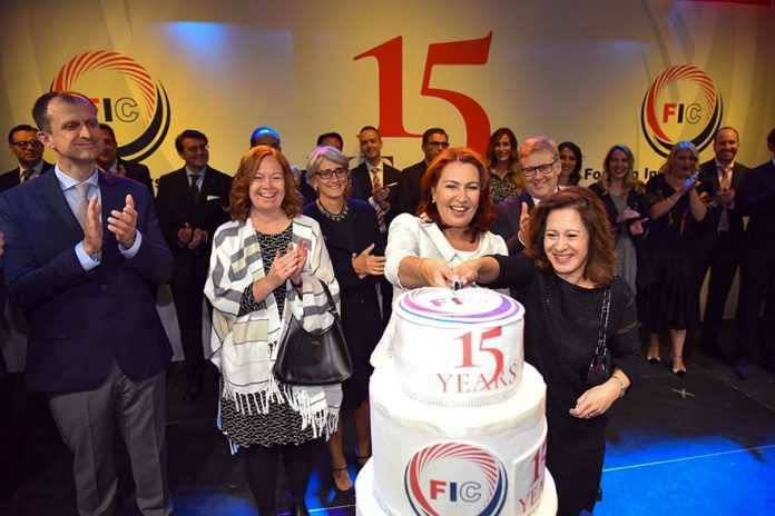 Yana Mikhailova 15th Anniversary Of The Foreign Investors Council