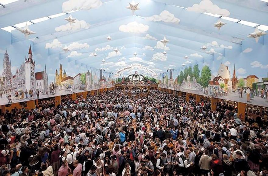 World's Biggest Beer Festival Oktoberfest Opens - CorD ...