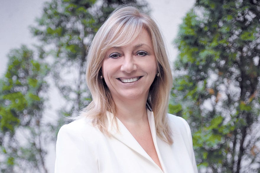 Ana Govedarica, SSCC Vice President, Roche doo Serbia General Manager
