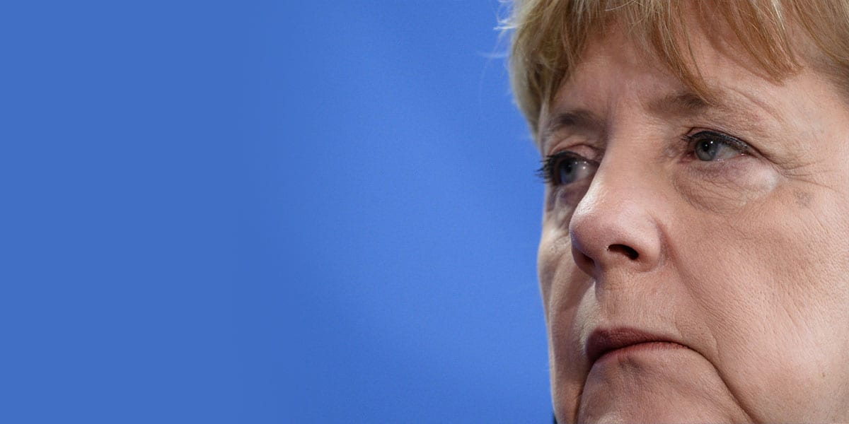 Uncharted Political Waters For Angela Merkel