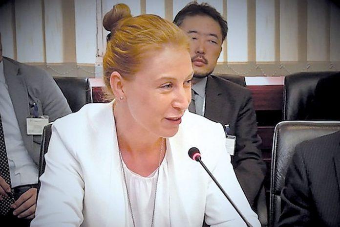Danijela Čabarkapa Executive Director Of The Japanese Business Alliance In Serbia - JBAS