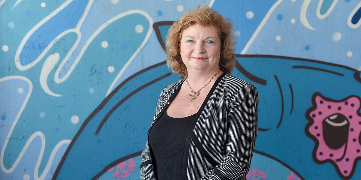 Julia Feeney Ambassador Of Australia To Serbia