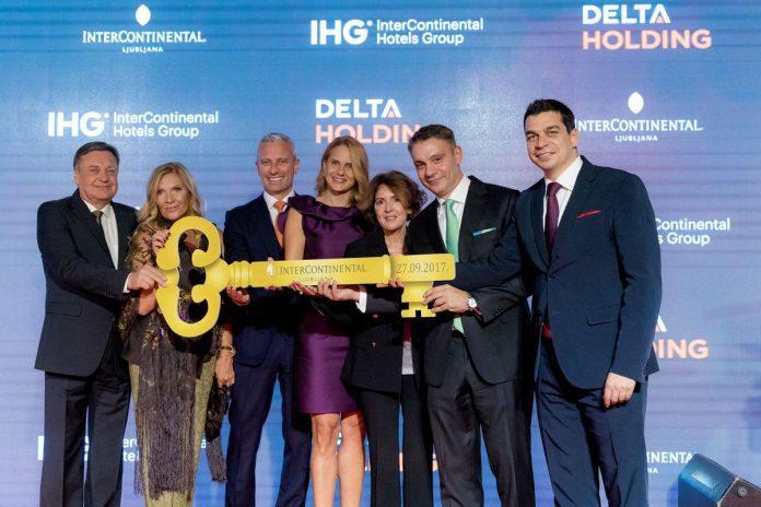Hotel InterContinental Ljubljana Opening Ceremony - CorD