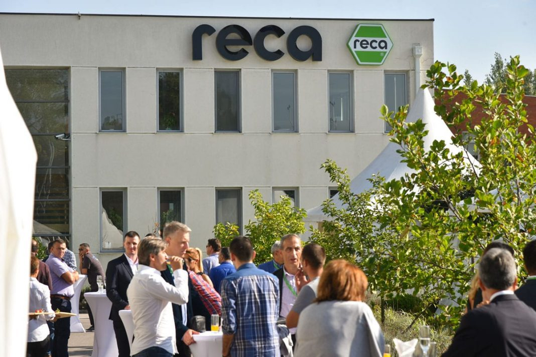 RECA Srbija Celebrated 15 Years of Successful Operations