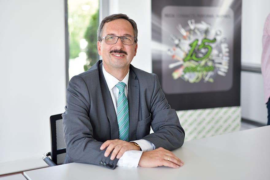 Ernst Wiesinger, Executive Vice President at RECA, CEO at Kellner & Kunz
