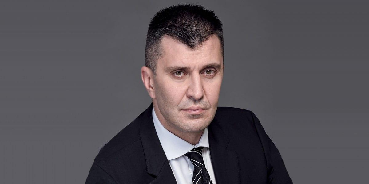 Minister Zoran Djordjević