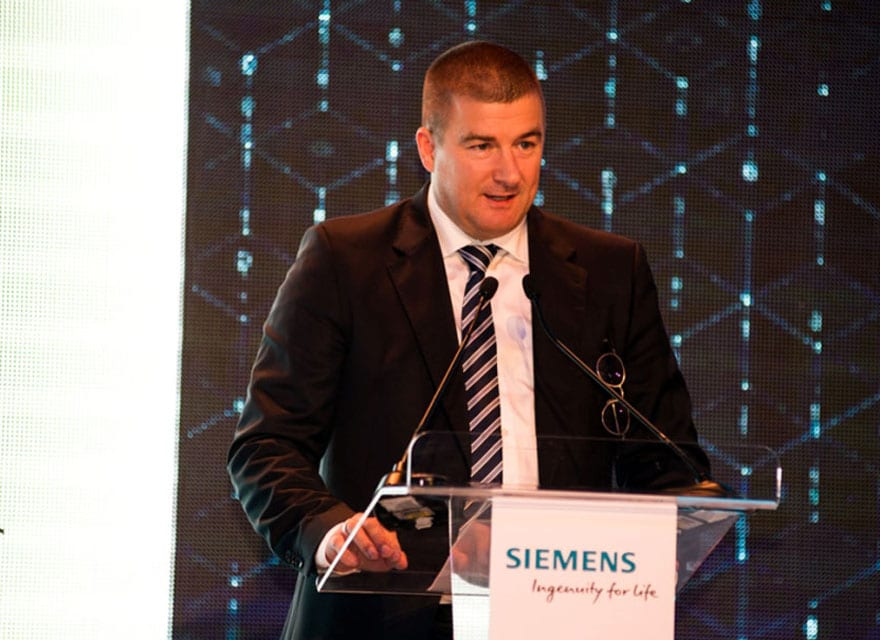 Udo Eichlinger Siemens Celebrates 130 Years Of Doing Business In Serbia 2017