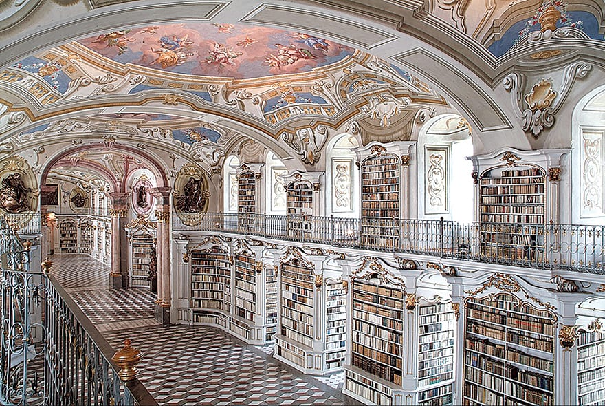 Admont Abbey Library, Admont