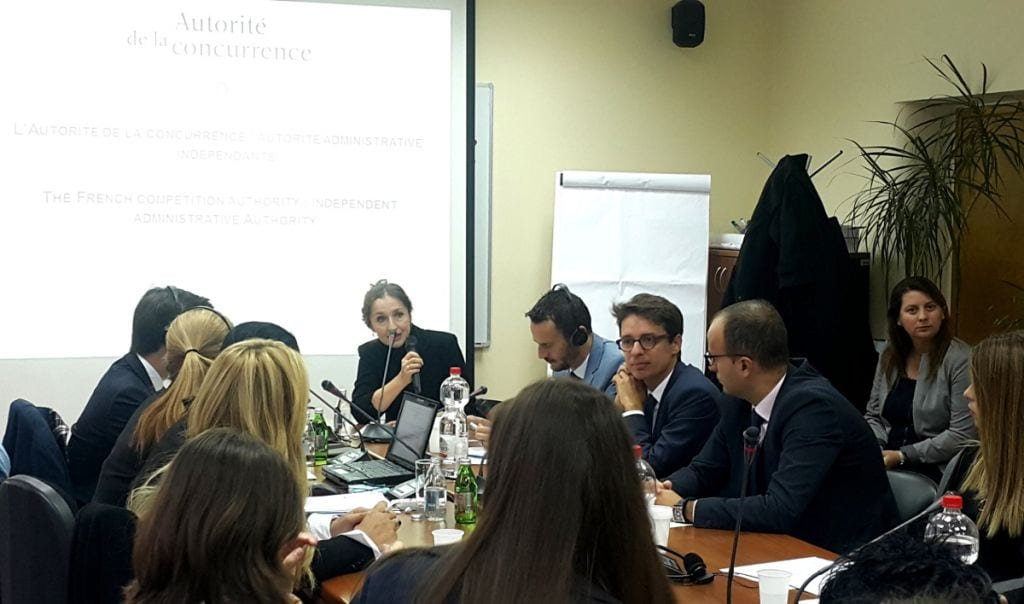 """Competition"" Seminar Opened at European Integration Ministry"