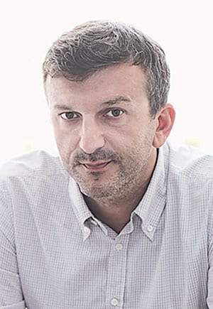 DEJAN RANĐIĆ, FOUNDER AND GENERAL MANAGER OF ICT HUB