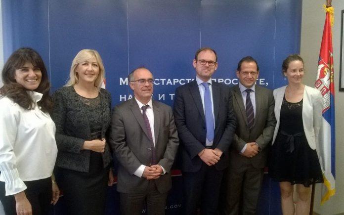 Memorandum Of Cooperation For Teaching French Signed