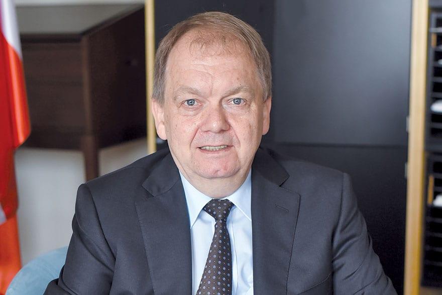 H.E. Anders Christian Hougård