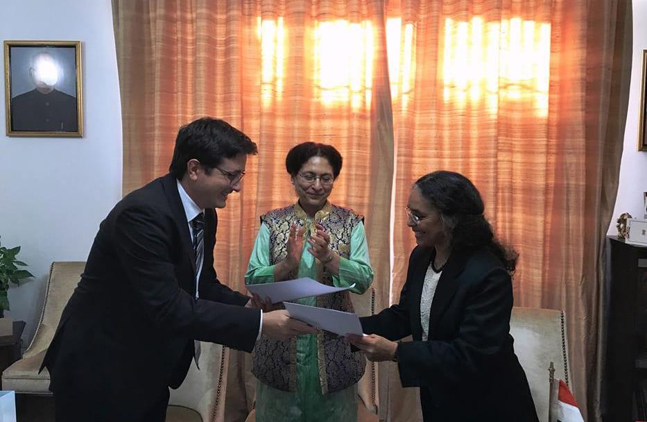 Serbian And Indian Export Credit Agencies Sign MoU Narinder