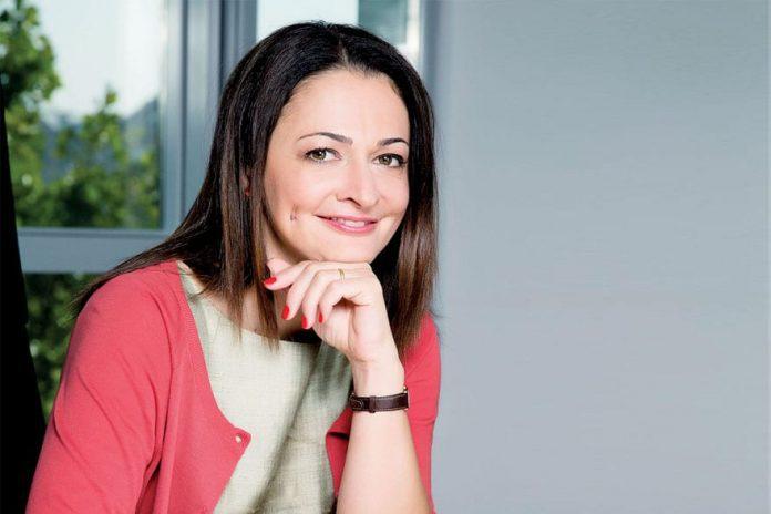 Marijana Vasilescu, President Of The Executive Board Of Sberbank Srbija